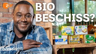 Butter Betrug: Nelson überprüft Alnatura, Andechser und Co. auf ihre Bio Ehrlichkeit