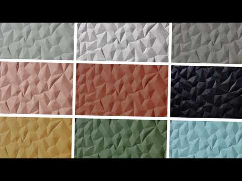 Embossed Acoustic Panel Series