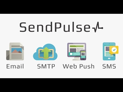 Видеообзор SendPulse