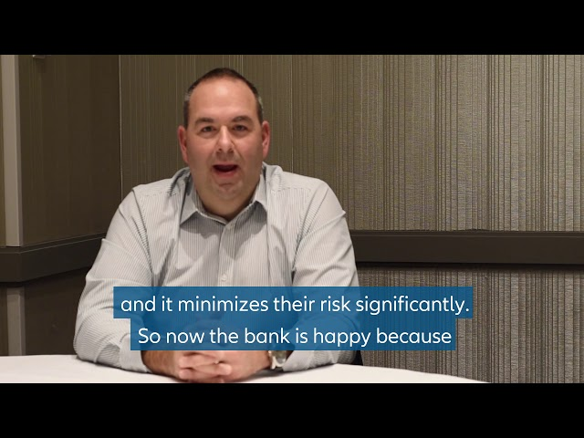 How trade credit insurance helps with bank financing