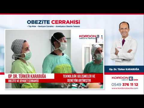 Op. Dr. Türker Karabuğa - Obezite Cerrahisi