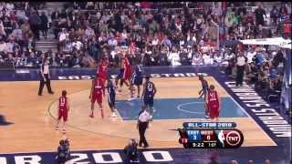 2010 NBA All-Star Game Best Plays