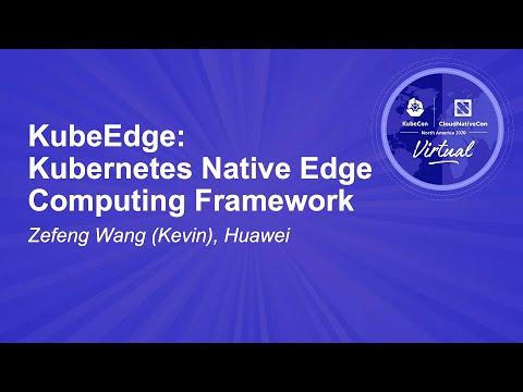 Image thumbnail for talk KubeEdge: Kubernetes Native Edge Computing Framework