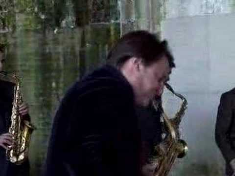 play video:Artvark Saxophone Quartet