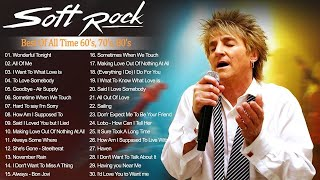 Rod Stewart, Lionel Richie, Elton John, Chicago, Phil Collins - Soft Rock Songs Of The 70s 80s 90s