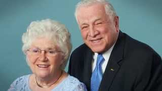 Geisinger Commonwealth Gala 2015 Honorees: Dr. Stanley and Theresa Dudrick – WELLBEING