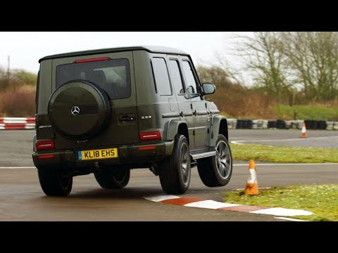 The Mercedes-Benz AMG G 63   Chris Harris Drives   Top Gear
