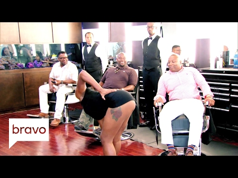 Married to Medicine: Is This a Barbershop or a Strip Club? (Season 4, Episode 7) | Bravo