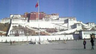 preview picture of video 'Lhasa : La Gran Plaza, Monumento de liberacion del Tibet,'