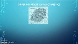 Presentation on Biometrics