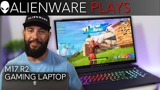 YouTube Video WhG6Vak-ReY for Product Dell Alienware m17 R2 and m15 R2 Gaming Laptops by Company Dell in Industry Computers