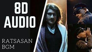 Ratsasan _ Psycho Piano Theme | Virtual Audio | Must Use Headphone