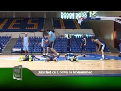 Baschet cu Brown și Mohammed