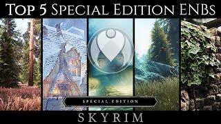 i3 6100 GTX 1060 - Skyrim Special Edition [178 MODS + ENB] - Most