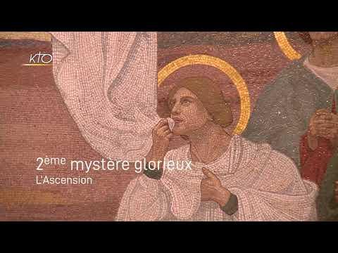 Chapelet à Lourdes du 11 mars 2020