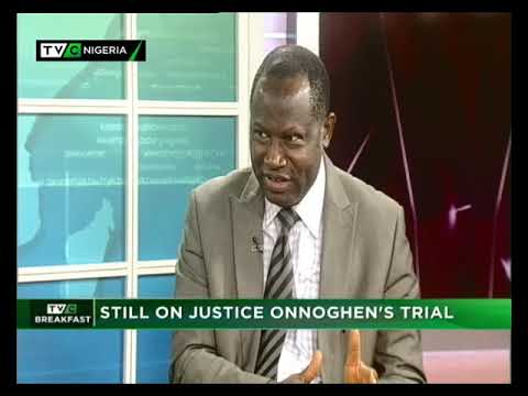 TVC Breakfast January 15th 2018 | Justice Onnoghen's Trial