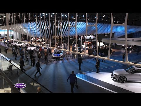 Tips For Car Shopping At An Auto Show