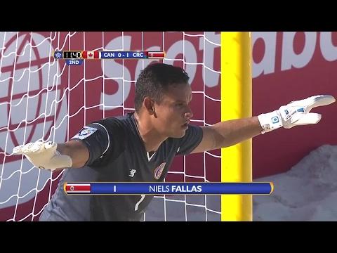GOAL Costa Rica, Niels FALLAS No. 1