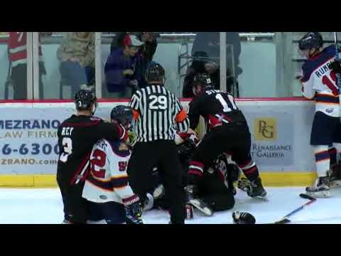 Alec Hagaman vs Craig Simchuk