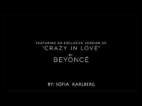 Crazy in love скачать sofia karlberg