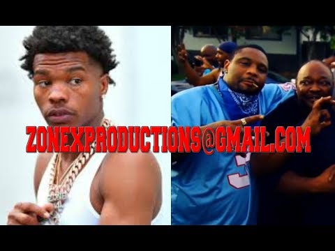 Atlanta Rapper Lil Baby BANNED in south atl by Crips,hires a goon to protect him LOOKS nervous!WACTH