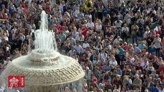 Angelus, Papa Francesco: ogni battezzato cooperi all'annuncio del Regno di Dio