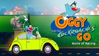 Oggy Go - World of Racing - Android Gameplay ᴴᴰ