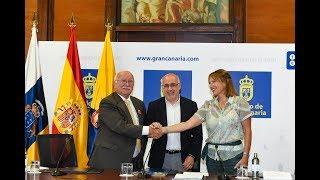 Disfriendly - Convenio entre Envera y el Cabildo de Gran Canaria