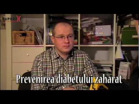 De ce sudoare dupa masa diabet zaharat