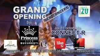 Concert CONNECTR  Princess Club Bucuresti