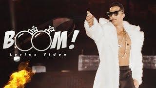 Mohamed Ramadan - BOOM [ Lyrics Video ] / محمد رمضان - أغنية بوم تحميل MP3