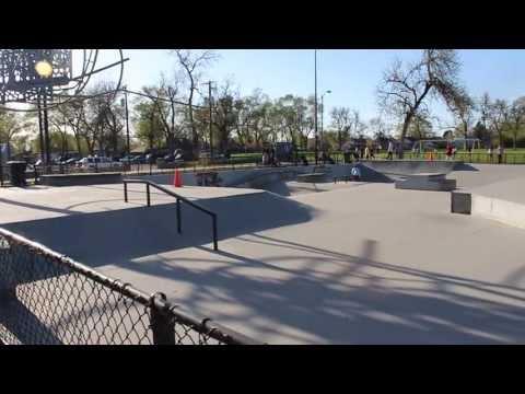 Fairmont Skate Park SLC // Elevated Reviews