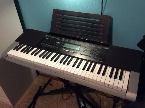 My Keyboard (Casio CTK-4400) Review