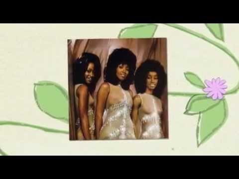 THE THREE DEGREES  a woman needs a good man