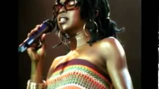 Trina & Ebony Eyez vs. Lauryn Hill - In ya face REMIX plus LYRICS