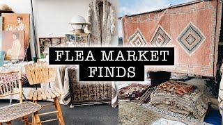 FLEA MARKET FINDS // Come Shop With Me PART 1  | XO, MaCenna