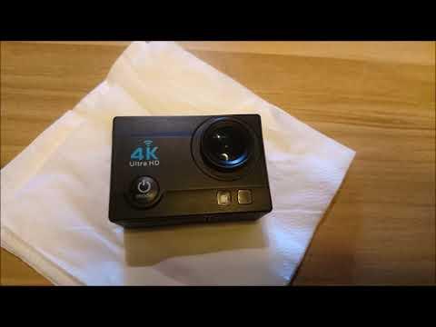 4K Sports Action Kamera besser als GoPro bei Preis Leistung