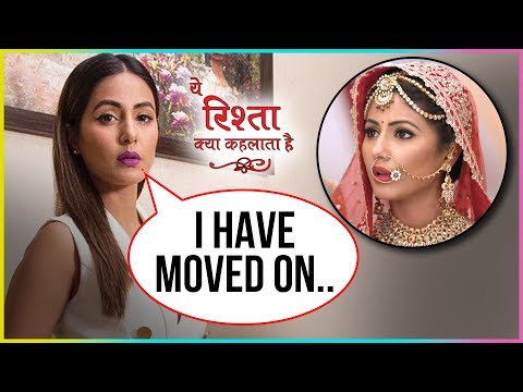 Hina Khan OPENS UP On Her COMEBACK In Yeh Rishta K