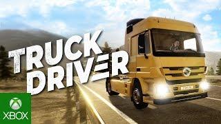 Truck Driver - Xbox One Mídia Digital