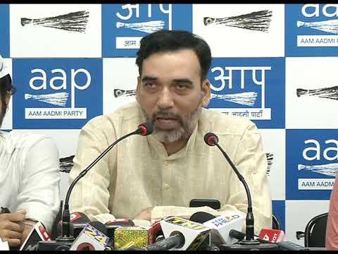 AAP's Reaction on Bheema - Koregaon Arrest