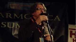 Hash Brown - Hoodoo Man Blues - 2013 Tulsa Harmonica Summit
