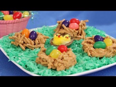 Easter Nests (Haystacks) Recipe – Happy Easter