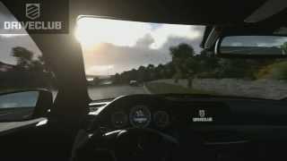 Driveclub PS4 Vs Forza 5 Xbox One Direct Feed Cockpit Comparison