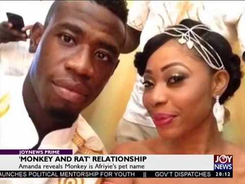 'Monkey and rat' relationship - Joy Entertainment Prime (24-4-17)