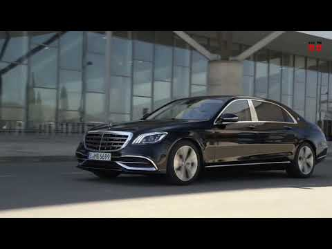 Mercedes Benz To Launch New Maybach S 650 At Auto Expo 2018 #In India