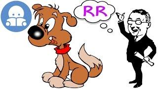 Palabras que contienen doble RR en español para niños