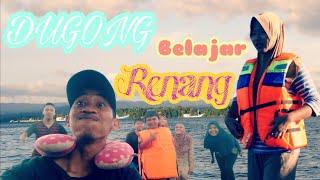 preview picture of video 'Dugong Belajar Renang di Kolam Renang Raksaksa - VLOG #6'