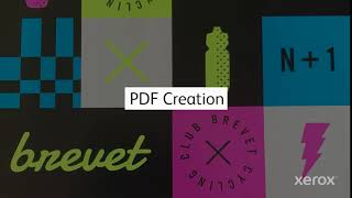 Xerox® Adaptive CMYK+ Kit: Designing for Fluorescent Spot Colors YouTube Video