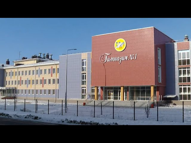 До открытия новой школы считанные дни