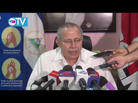 Nicaragua: Caso número 1 de coronavirus en condición asintomática